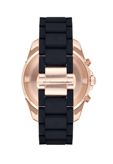 Emporio Armani Часовник Sigma с гумена каишка Мъже