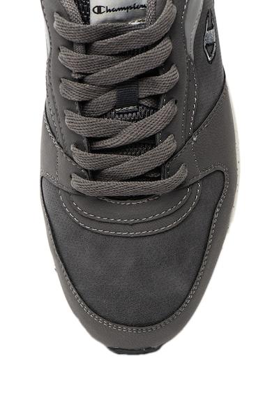 Champion Pantofi sport de piele ecologica Warrior Barbati