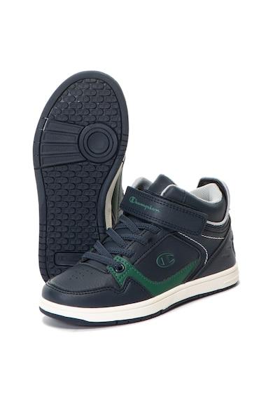 Champion Pantofi sport mid-high de piele ecologica Fete