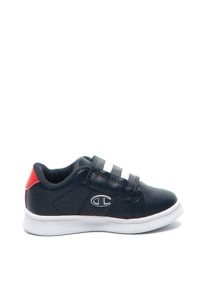 Champion Pantofi sport josi de piele ecologica Smash TD Fete