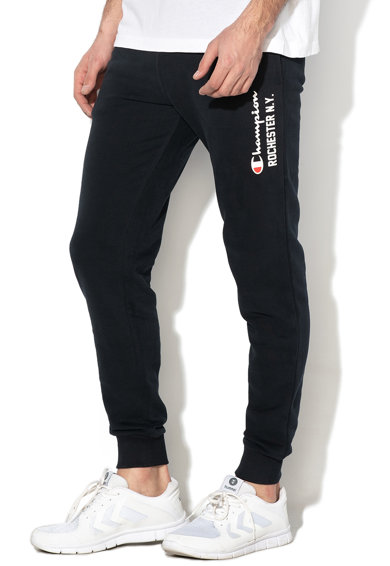 Champion Pantaloni sport cu logo Barbati