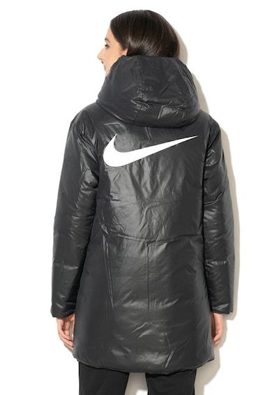 Nike Geaca reversibila cu vatelina si gluga Femei