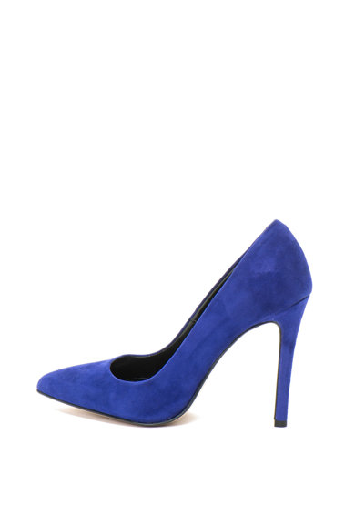 Zee Lane Camelia hegyes orrú nyersbőr cipő női
