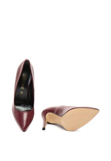 Zee Lane Кожени обувки Camelia с ток стилето Жени