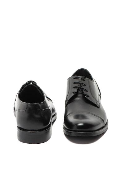 Zee Lane Collection Pantofi derby de piele Barbati