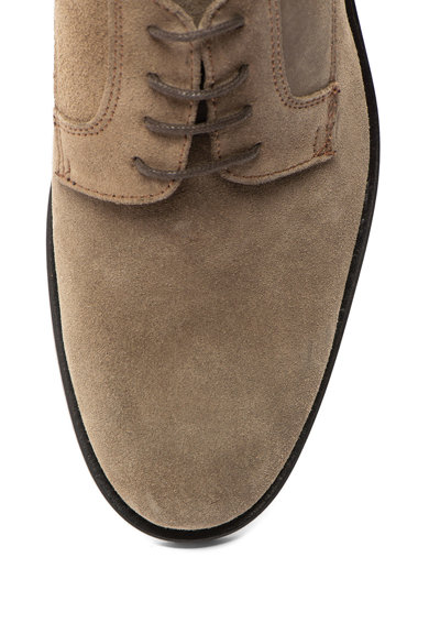 Zee Lane Collection Pantofi Oxford de piele intoarsa Barbati