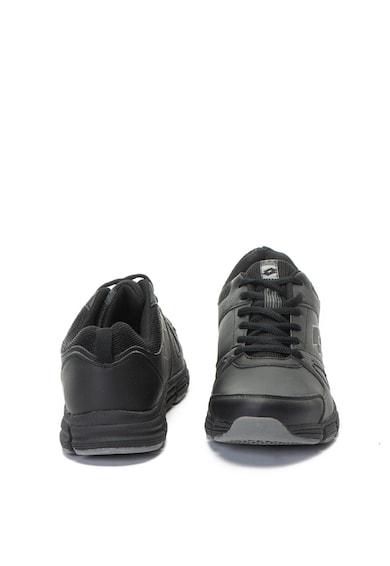 Lotto Pantofi usori de piele ecologica, pentru alergare Antar Barbati
