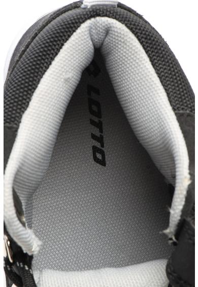 Lotto Pantofi sport mid-high de piele ecologica Baty Baieti