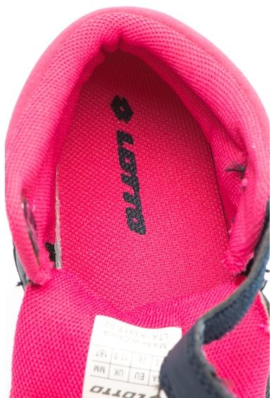 Lotto Pantofi sport mid-high de piele ecologica Flip Fete
