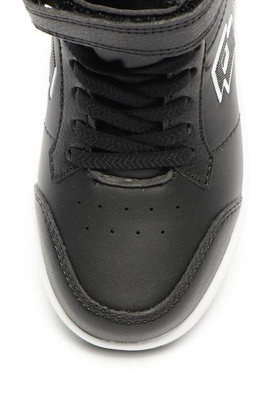 Lotto Pantofi sport mid-high de piele ecologica Suki Fete