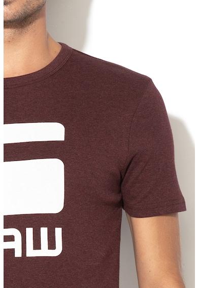 G-Star RAW Tricou slim fit cu imprimeu logo Drillon Barbati