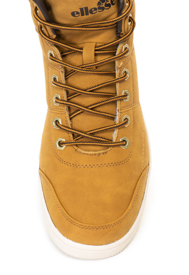 ELLESSE Pantofi sport mid-high de piele ecologica Bolton Barbati