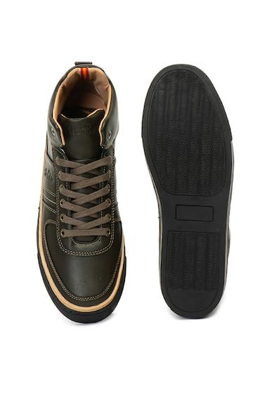 ELLESSE Pantofi sport mid-high de piele ecologica Oliver Barbati