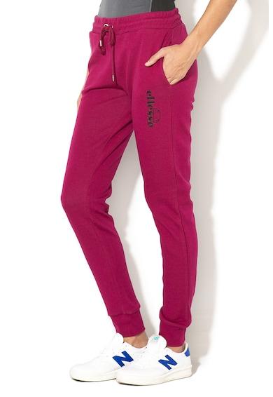 ELLESSE Pantaloni jogger cu imprimeu logo Femei