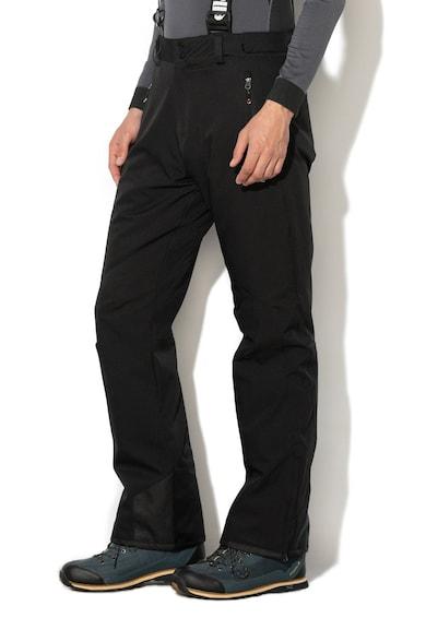 ELLESSE Pantaloni de schi impermeabili si rezistenti la vant cu bretele Barbati