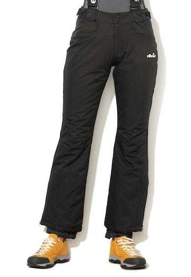 ELLESSE Pantaloni pentru schi impermeabili, rezistenti la vant si cu bretele Femei