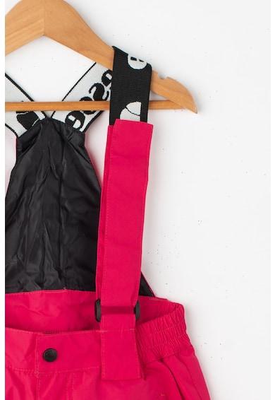 ELLESSE Pantaloni cu vatelina si bretele, pentru schi Fete