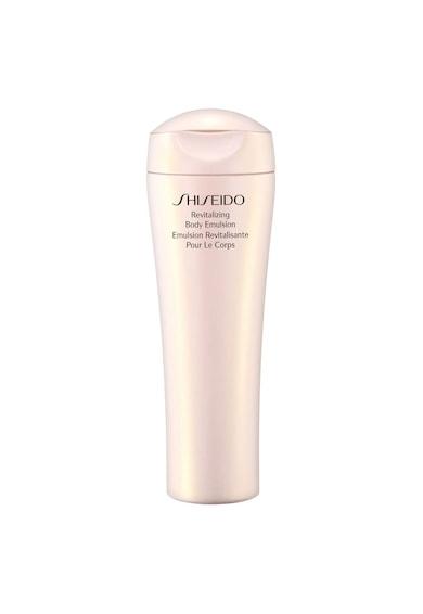 Shiseido Lotiune revitalizanta  Revitalizing Body Emulsion, 200 ml Femei