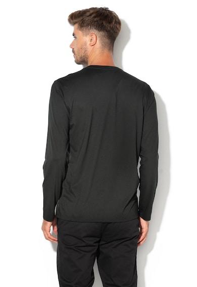 Lacoste Bluza regular fit cu aplicatie logo rodata 1 Barbati