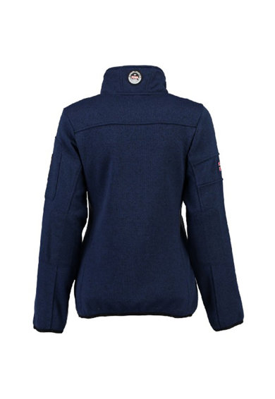 Geographical Norway Суитшърт с цип Trincesse Жени