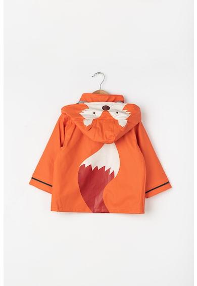 JoJo Maman Bebe Дъждобран с дизайн на лисица Момичета