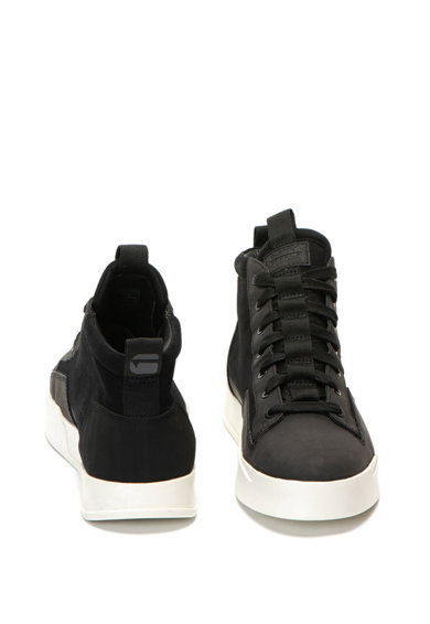 G-Star Raw Rackam középmagas szárú sneakers cipő texturált szegéllyel férfi