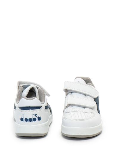 Diadora Pantofi sport cu garnitura contrastanta, pentru locul de joaca Baieti