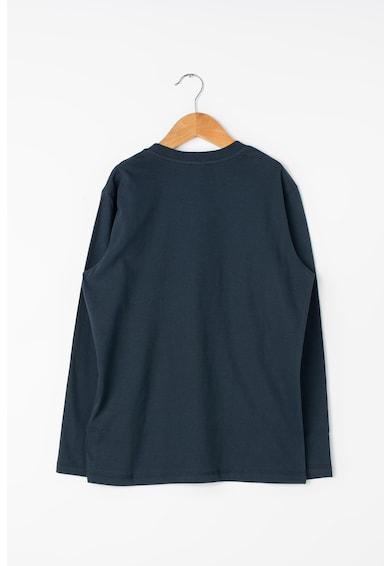 Diesel Блуза Tippi с дълги ръкави и текстова щампа Момчета