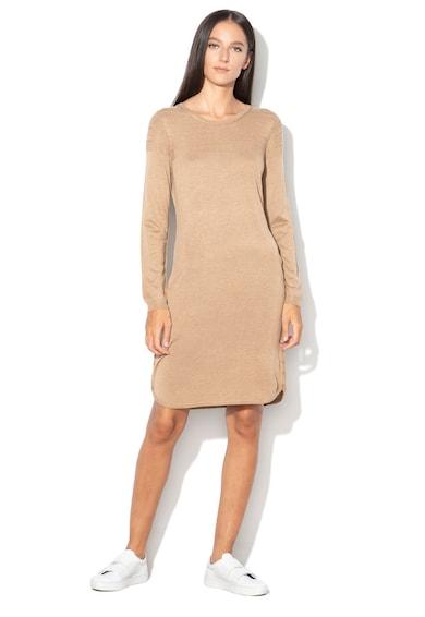 Esprit Плетена рокля с дълъг ръкав Жени