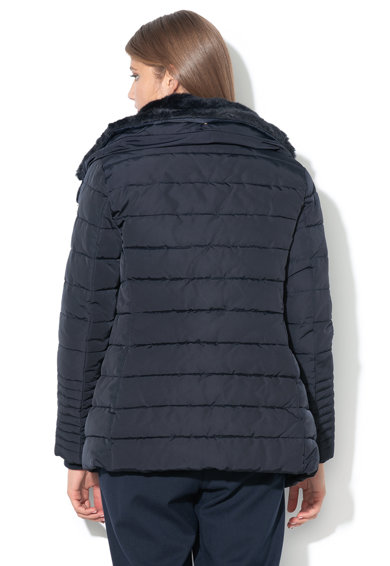 Esprit Bélelt télikabát levehető műszőrme szegéllyel 098EO1G007 női