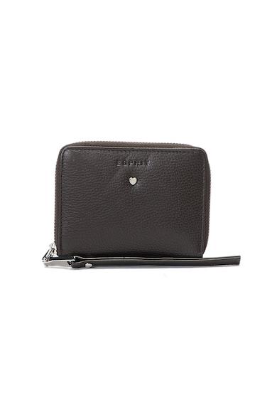 Esprit Кожено портмоне с цип Жени