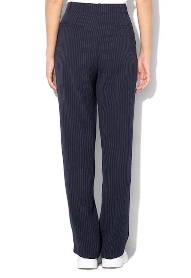 Esprit Bő szárú csíkos alkalmi nadrág női