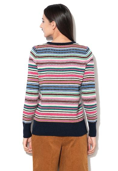 EDC by Esprit Десениран пуловер с фина плетка Жени