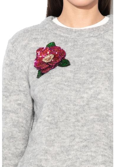 EDC by Esprit Пуловер с вълна и пайети Жени