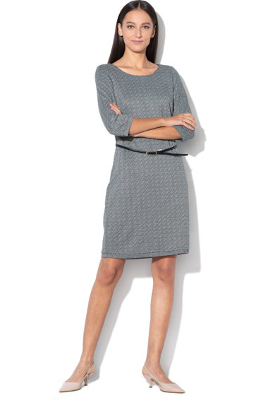 Esprit Straight fit miniruha állítható övvel női
