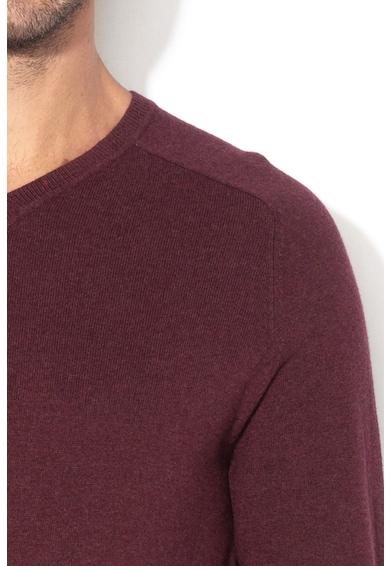 Esprit Gyapjútartalmú, v-nyakú pulóver férfi