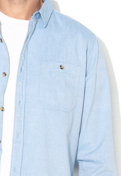 EDC by Esprit Риза по тялото от органичен памук Мъже