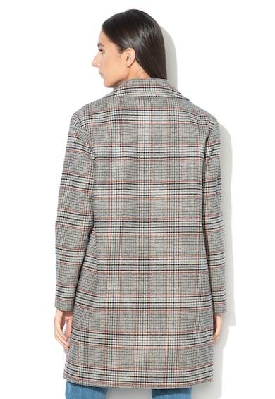 Esprit Haina din amestec de lana, cu imprimeu houndstooth Femei