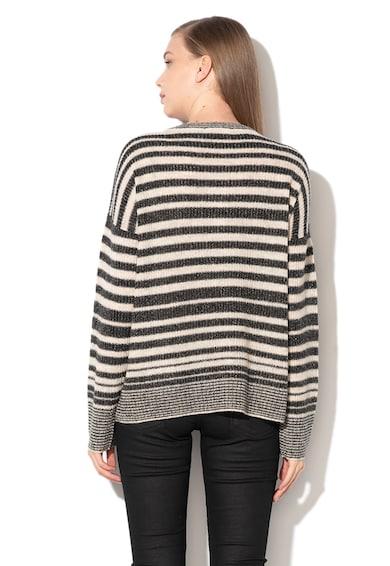 Esprit Раиран пуловер с вълна и мохер Жени