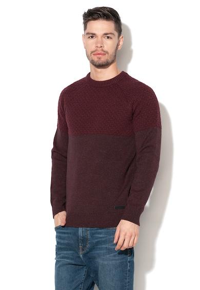 Esprit Kötött pulóver raglánujjakkal férfi
