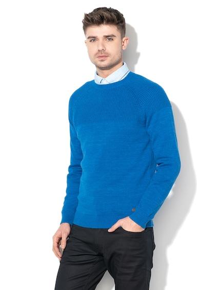 Esprit Kötött kerek nyakú pulóver férfi