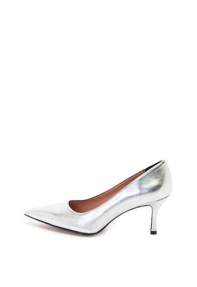 Zee Lane Pantofi stiletto de piele ecologica Diana Femei