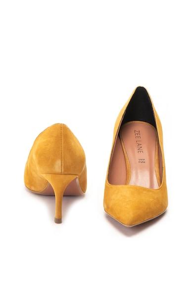 Zee Lane Diana tűsarkú nyersbőr cipő női