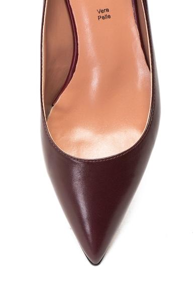 Zee Lane Pantofi de piele cu toc kitten Carla Femei