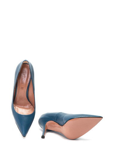 Zee Lane Кожени обувки Elena с остър връх Жени