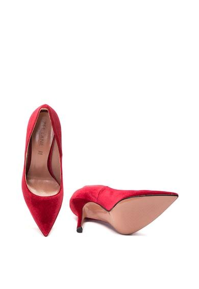 Zee Lane Pantofi de catifea cu varf ascutit Elena Femei