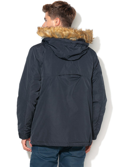 BLEND Подпатено зимно яке с качулка Мъже