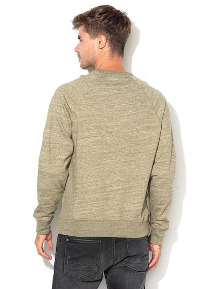 BLEND Bluza sport regular fit, cu decolteu la baza gatului Barbati