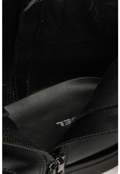 Diesel Zip-Round Dressy bőrcsizma férfi