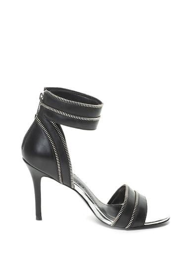 Diesel Sandale de piele cu toc inalt Elisah Femei
